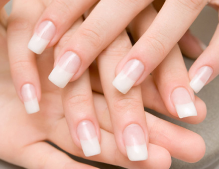 August 2012 reba salon and supplies for Acrylic nail salon prices